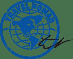 Travel Nomad Logo